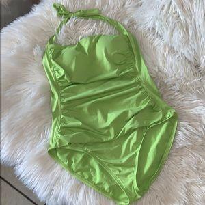 Tommy Bahama swimsuit sz 14 fit large